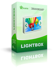 Lightbox Dreamweaver extension
