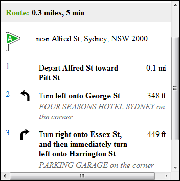 Ajatix Maps & Directions Screenshot
